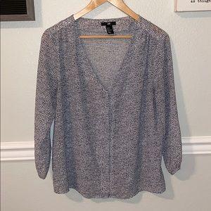 H&M blouse!